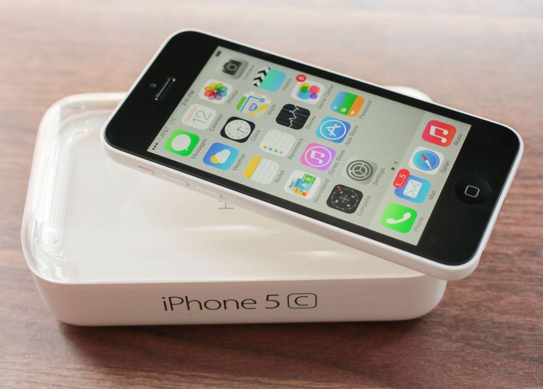 iphone 5c cũ quốc tế 8gb