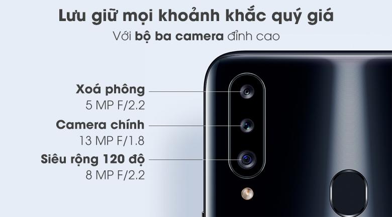 điện thoại samsung galaxy a20s chính hãng
